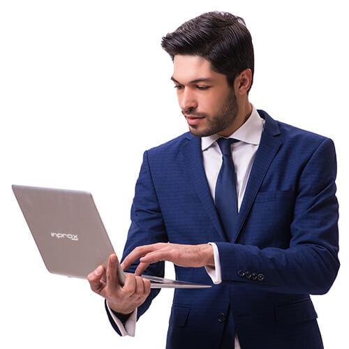 Obsługa informatyczna przez firmę