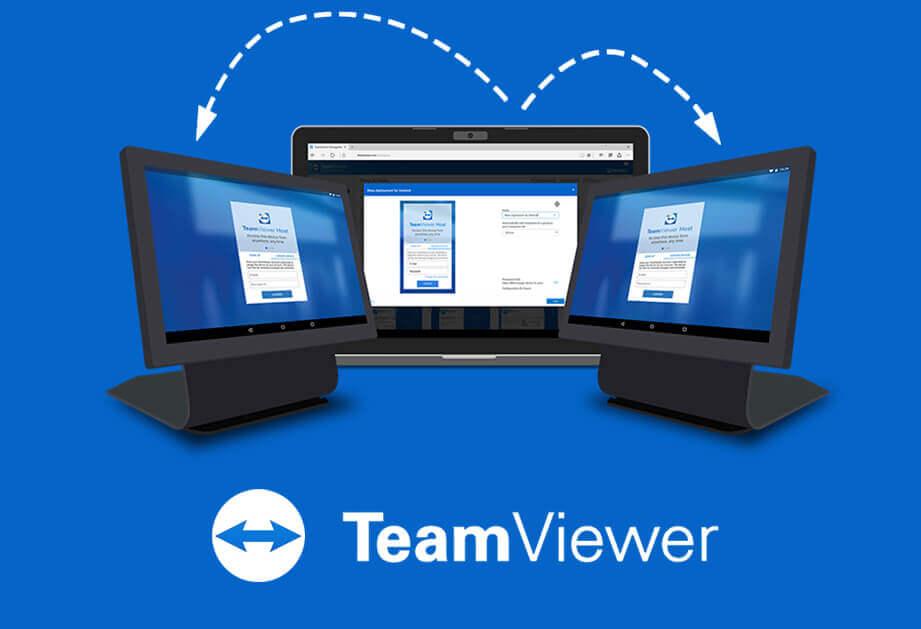 Zdalna obsługa informatyczna TeamViwer